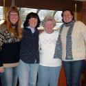 Pam, Bobbi, Shirley, Lynne